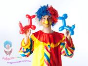 Клоуны,  фея Винкс,  пираты,  Ханна Монтана на День рождения ребёнка!