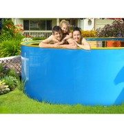 Бортовой каркасный бассейн