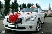 Свадебные машины Infiniti