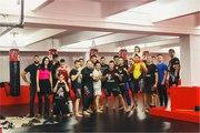 Спортивный клуб единоборств «Молот»смешение единоборства