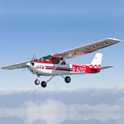 Полет на 2-х местном самолете над Спб